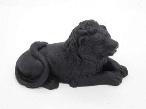 Shungite S4 Resin Lion Totem