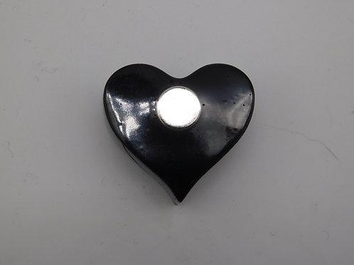 Shungite S4 Heart Magnet
