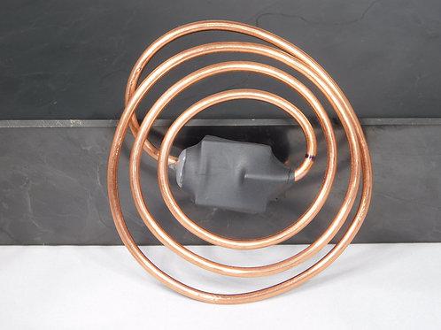 Shungite Turpentine Spiral