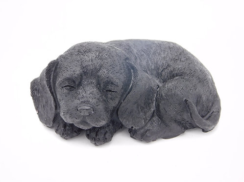 Shungite S4 Resin Dog Totem