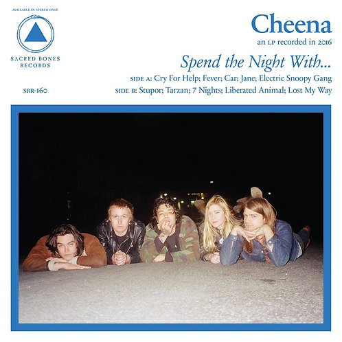 CHEENA - Spend the Night With... LP