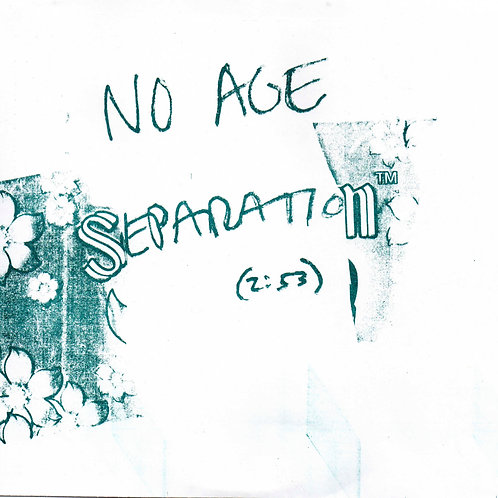NO AGE - Separation b/w Serf to Serf 7""