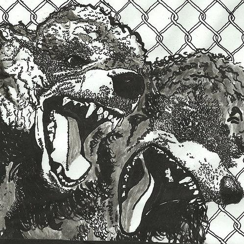 "UROCHROMES - Night Bully EP 7"""