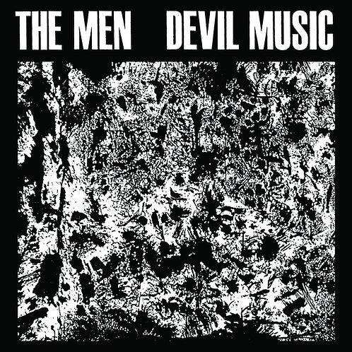 THE MEN - Devil Music LP