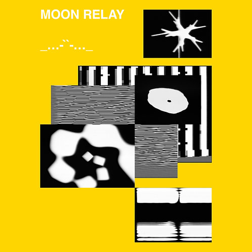 MOON RELAY - _...-``-..._ 2xLP/CD