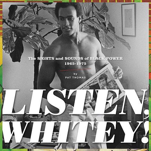 V/A - Listen, Whitey! The Sounds of Black Power 1967-1974 2xLP