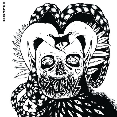 GRIMES - Halfaxa (Reissue) LP