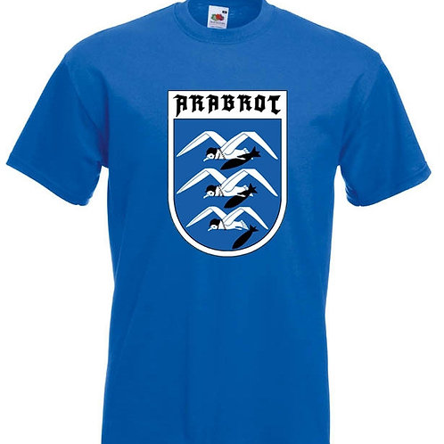 ÅRABROT - For Lack of Discipline You Will Die T-SHIRT