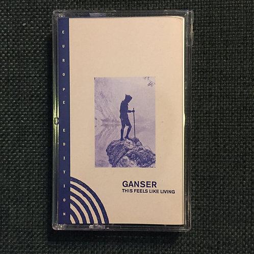 GANSER - This Feels Like Living MC
