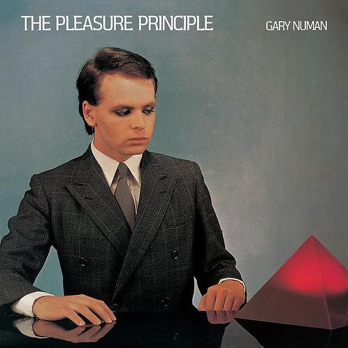 GARY NUMAN - The Pleasure Principle LP