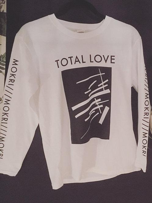 MOKRI - Total Love LONG-SLEEVE
