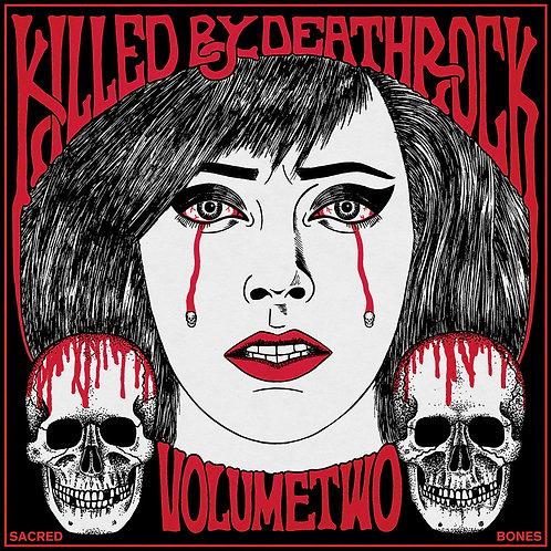 V/A - Killed by Deathrock vol.2 LP