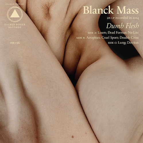 BLANCK MASS - Dumb Flesh 2xLP