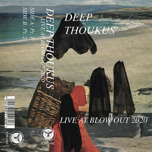 DEEP THOUKUS - Live at Blow Out 2020 MC
