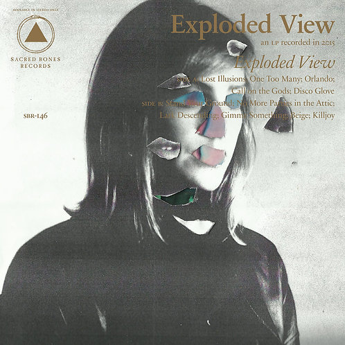 EXPLODED VIEW - Exploded View LP