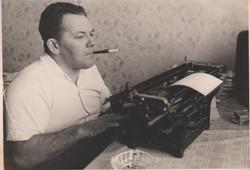 Владимир  Волосков 1967 год