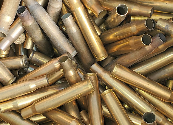 30-06 SPRG Springfield Reloading Brass - 100 count lots, Dirty