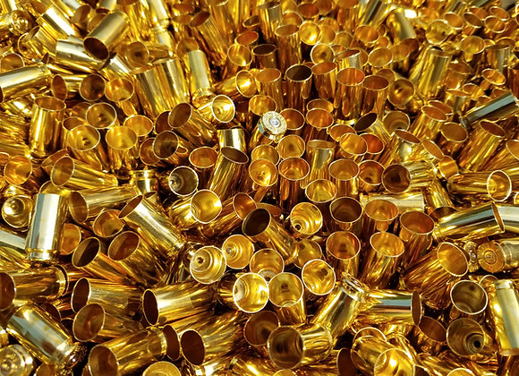 40 S&W - Cleaned Reloading Brass