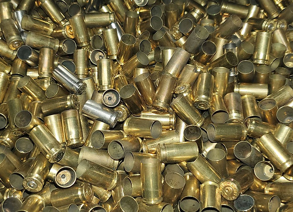 9mm - Reloading Brass, Mixed Headstamps Dirty Unprocessed