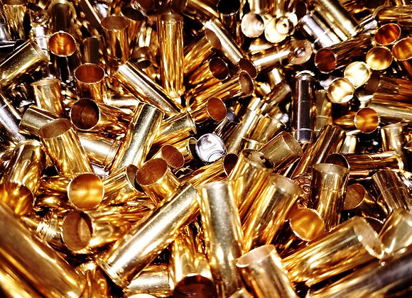 38 Special - Cleaned Reloading Brass