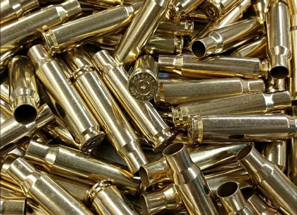 .308 Win / 7.62x51 Mixed Reloading Brass; Fully Processed, Cleaned, or Dirty