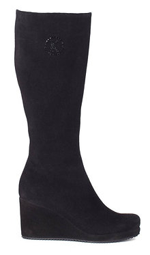 KELTON boots with fur