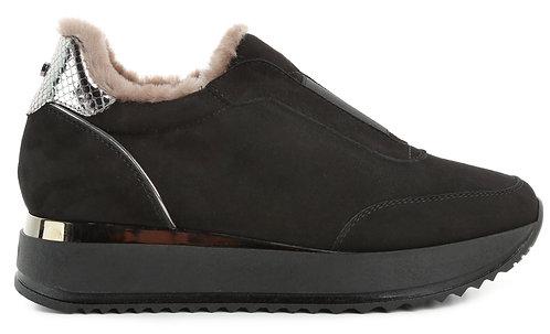KELTON sneakers with fur