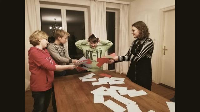 """Das Jugendfilmprojekt """"Wir von hier - unser Osterbruch"""" ist im Oktober 2020 gestartet."""