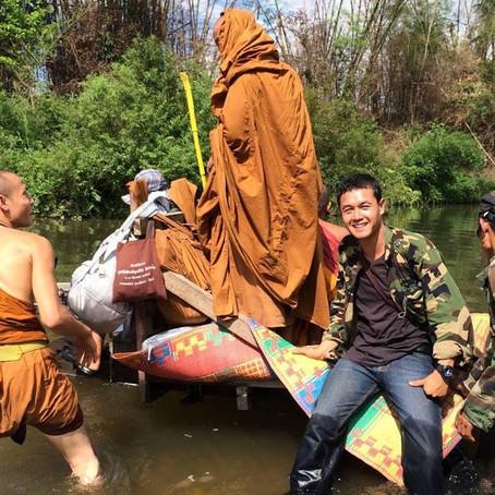 TZI KOH HTA AND WA KLI HTA VILLAGES