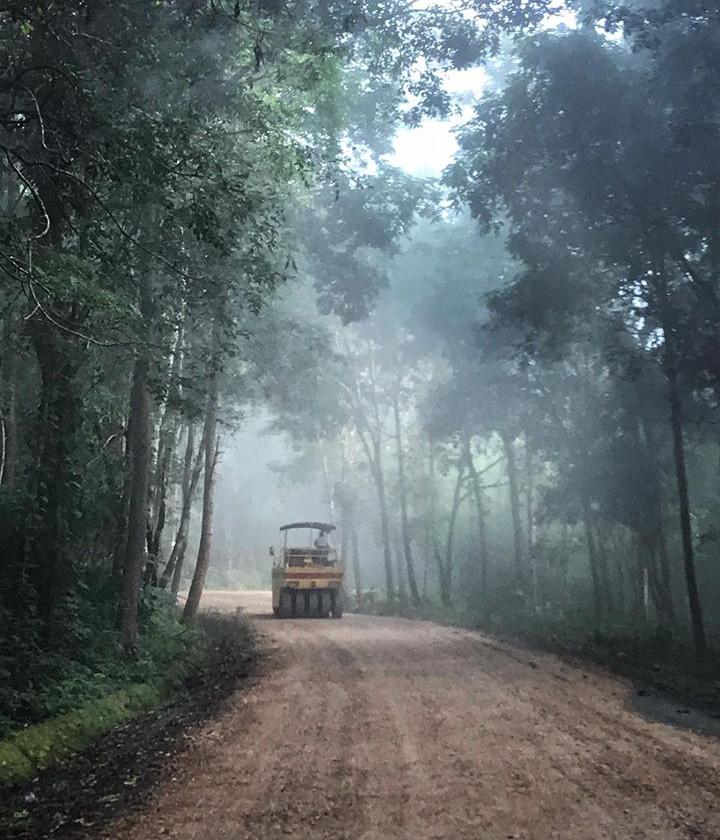 Khun Pavoh National Park