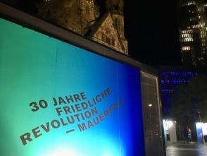 ベルリンの壁崩壊30周年