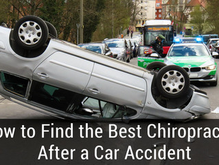 How to Find the Best Chiropractor After a Car Accident