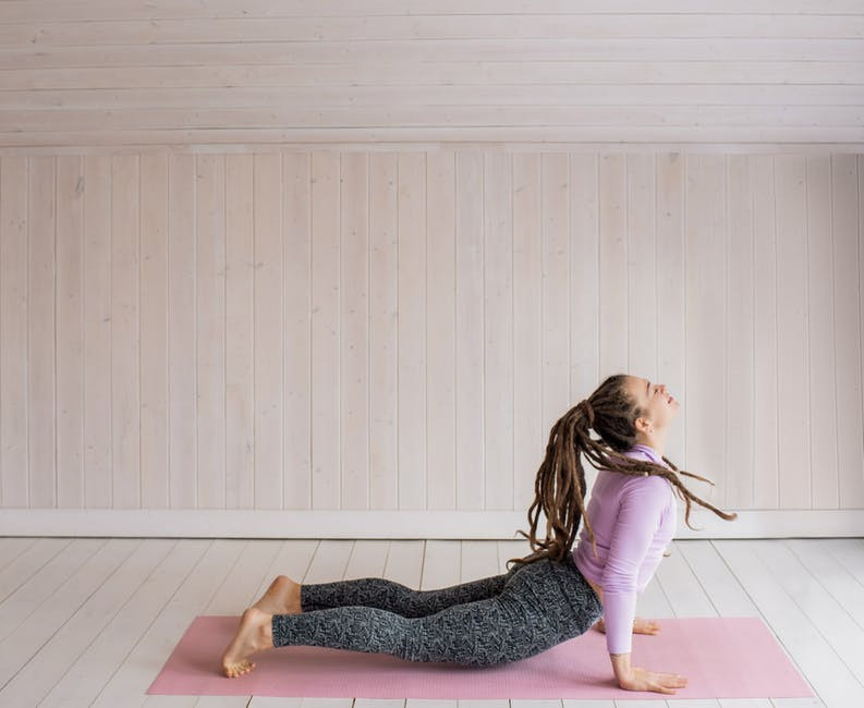 Easy Yoga Poses for Back Pain