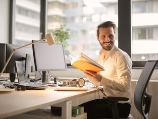 9 to 5: How to Relieve Neck and Back Pain While Working at a Desk