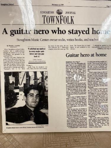 Stoughton Journal: Townfolk 1999