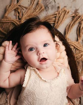 Baby photoshoot Belfast