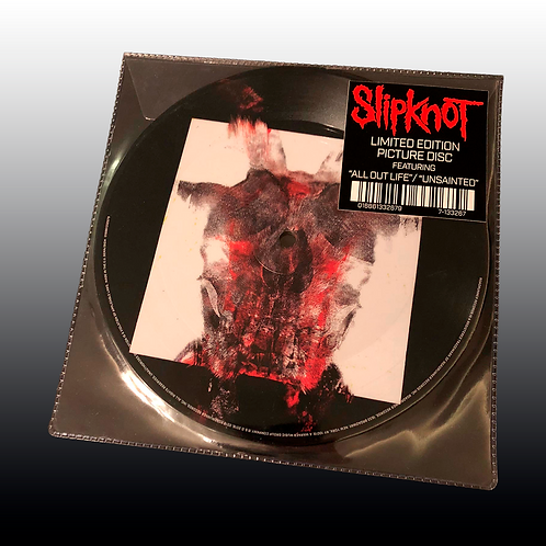Slipknot – All Out Life, Unsainted