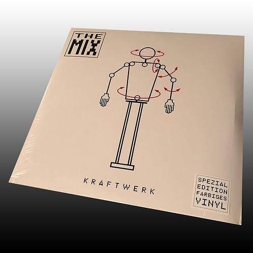 Kraftwerk - The Mix (White)