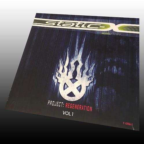 Static-X - Project Regeneration Vol. 1 (Blue)