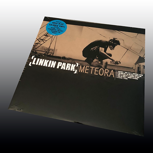 Linkin Park - Meteora (Aqua Blue)