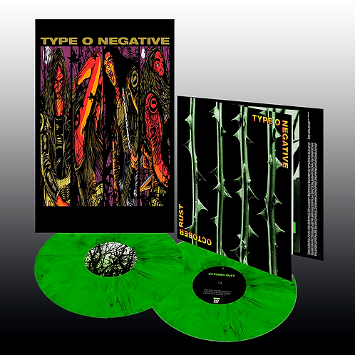 Type O Negative - October Rust (25th Anniversary)