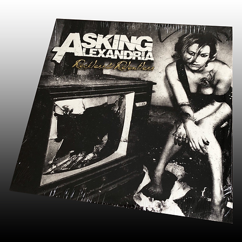 Asking Alexandria - Reckless And Relentless (Clear)