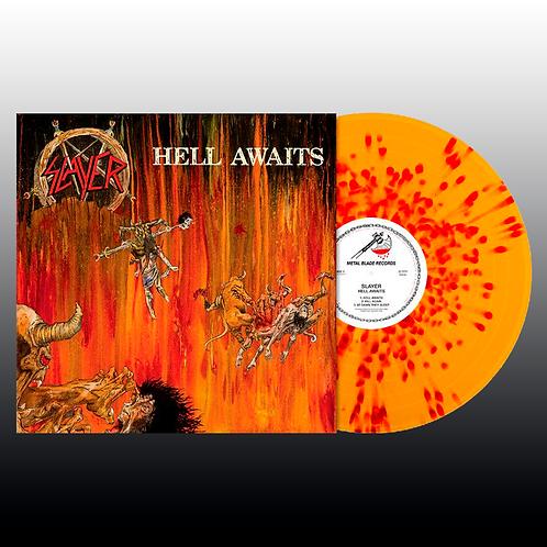 Slayer - Hell Awaits (Orange & Red Splatter Vinyl)