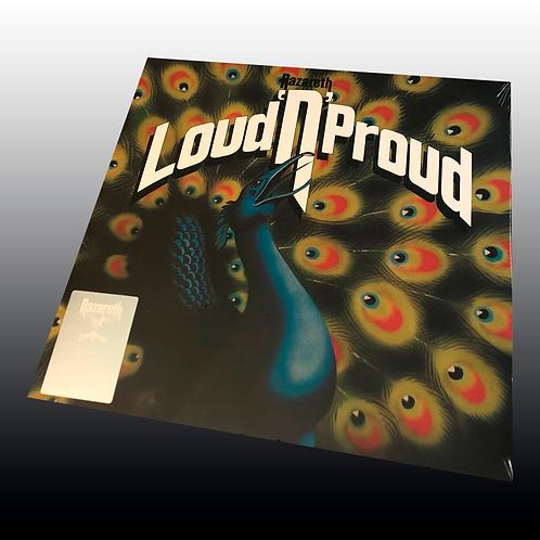 Nazareth - Loud 'n' Proud (Orange Vinyl)