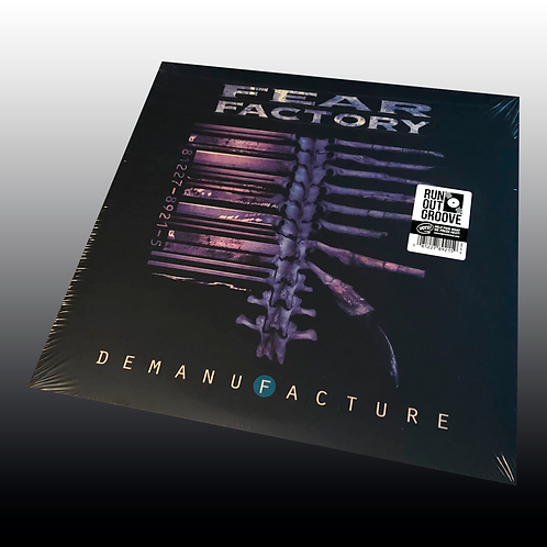 Fear Factory - Demanufacture (25th Anniversary)