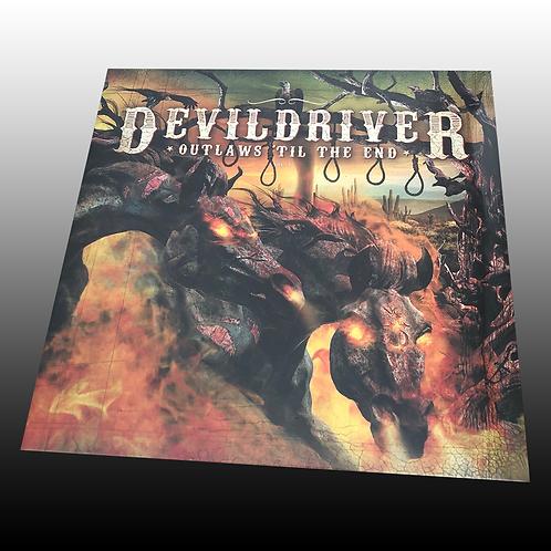 DevilDriver- Outlaws 'Til The End Vol.1