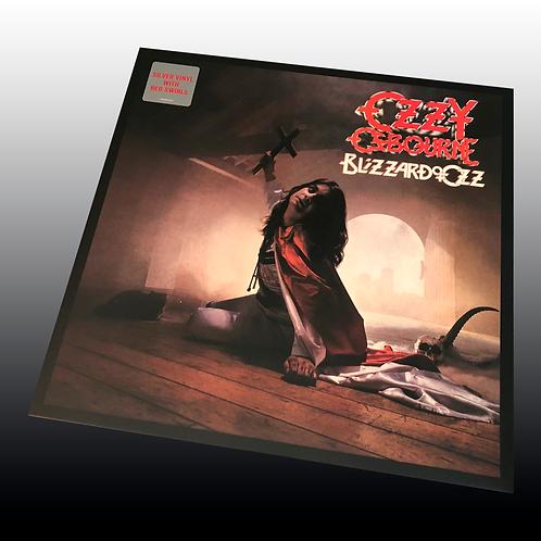 Ozzy Osbourne - Blizzard Of Ozz (Silver)
