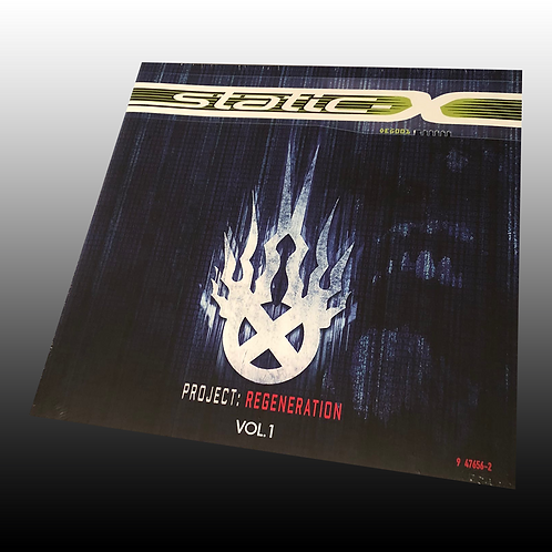 Static-X - Project Regeneration Vol. 1 (Green)