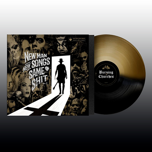Me And That Man - New Man, New Songs, Same Shit Vol. 2 (Bi-Colour)