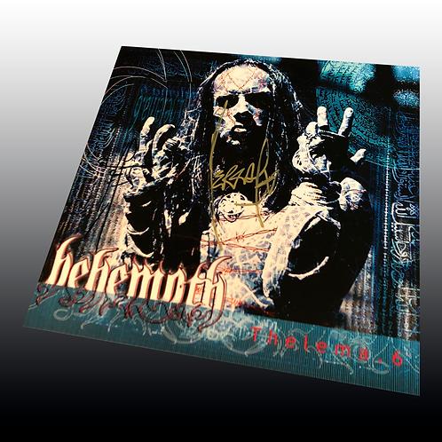 Behemoth - Thelema.6 (20th Anniversary Edition)